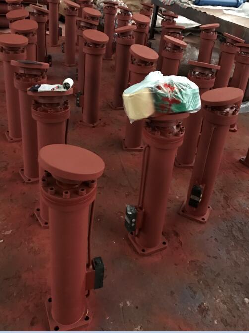 泵车支腿缸