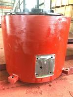 压机缓冲油缸